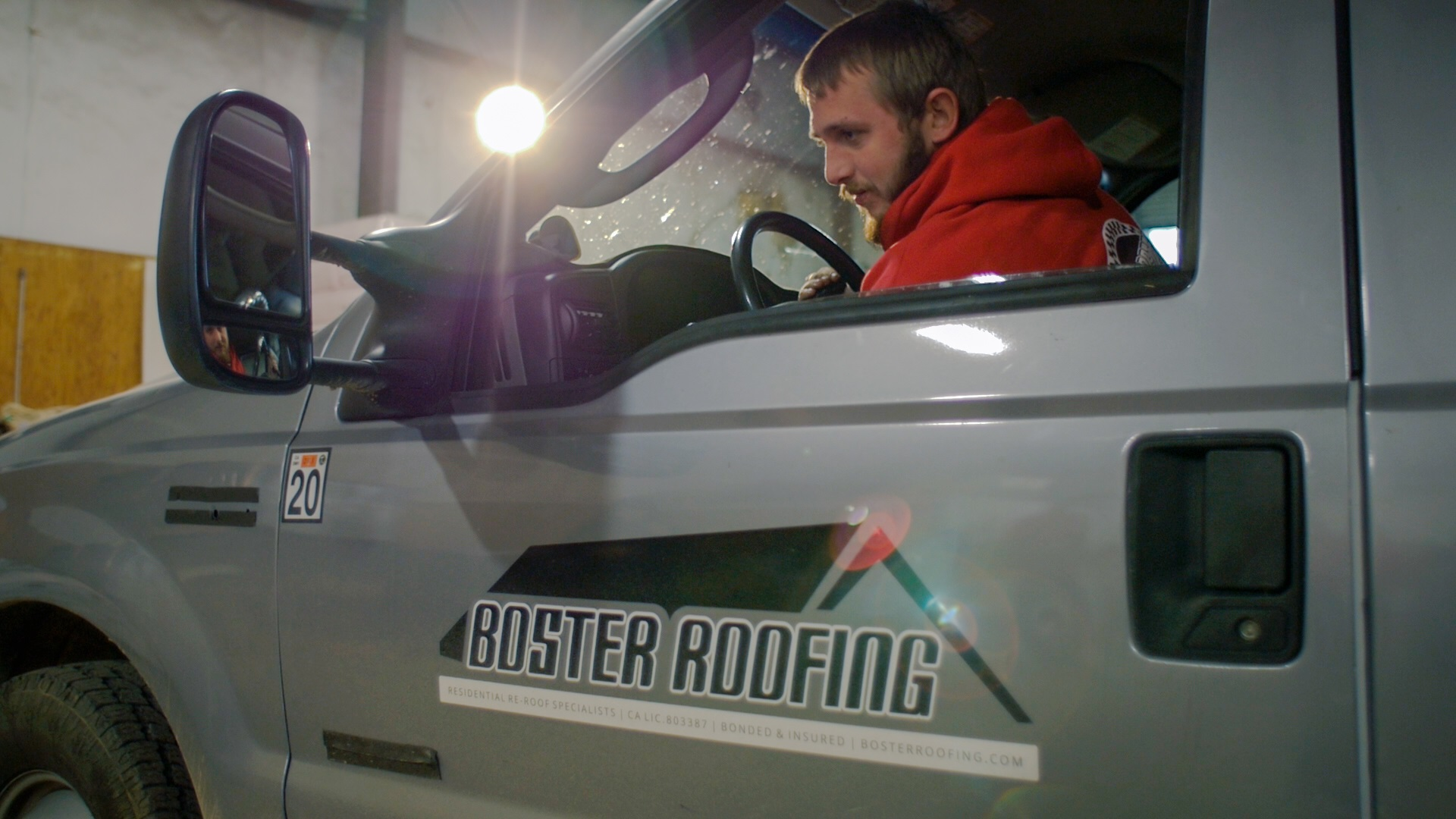 Boster Roofing image 15