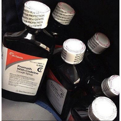 image of Whole Actavis Cough Syrup