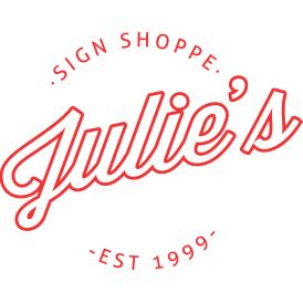 Julie's Sign Shoppe - Sparks, NV - Telecommunications Services