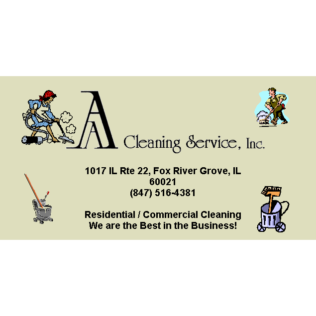 Aa Cleaning Service Inc Citysearch
