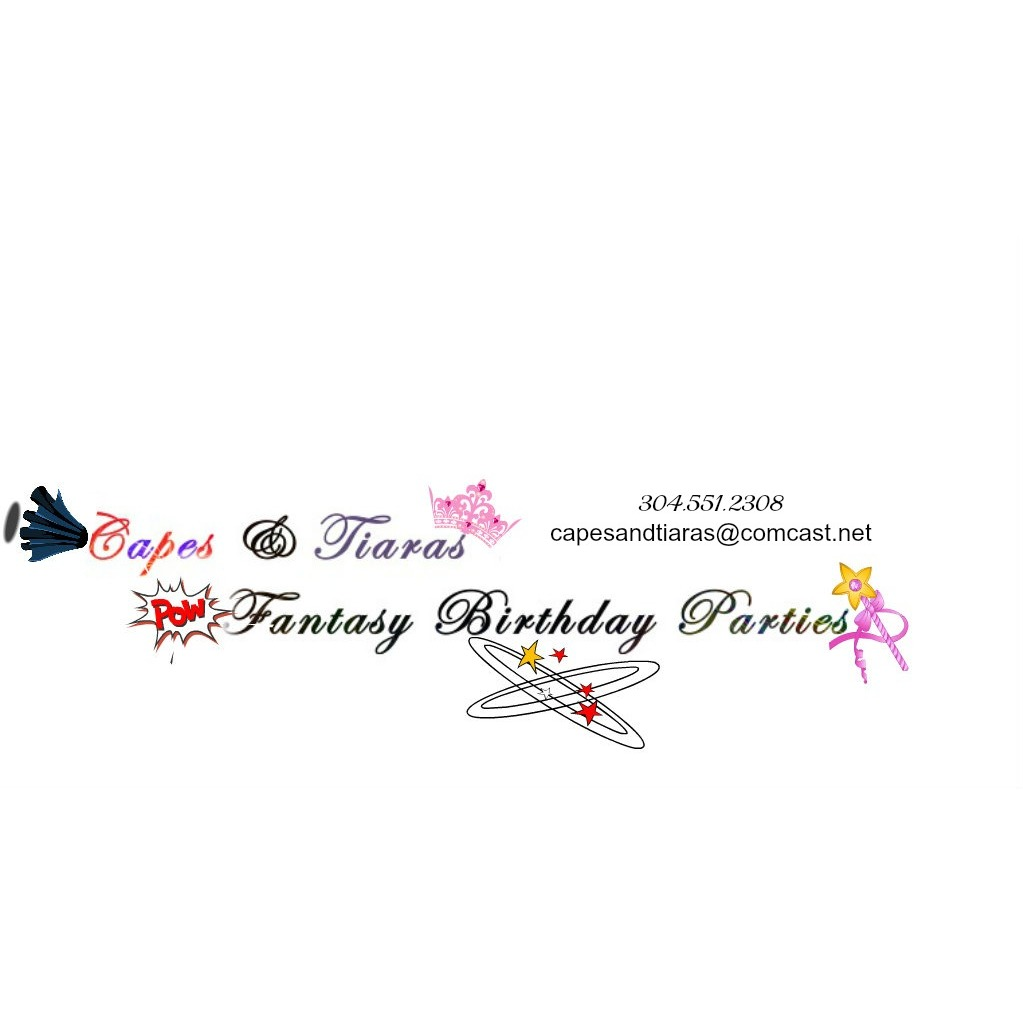 Capes & Tiaras Fantasy Birthday Parties