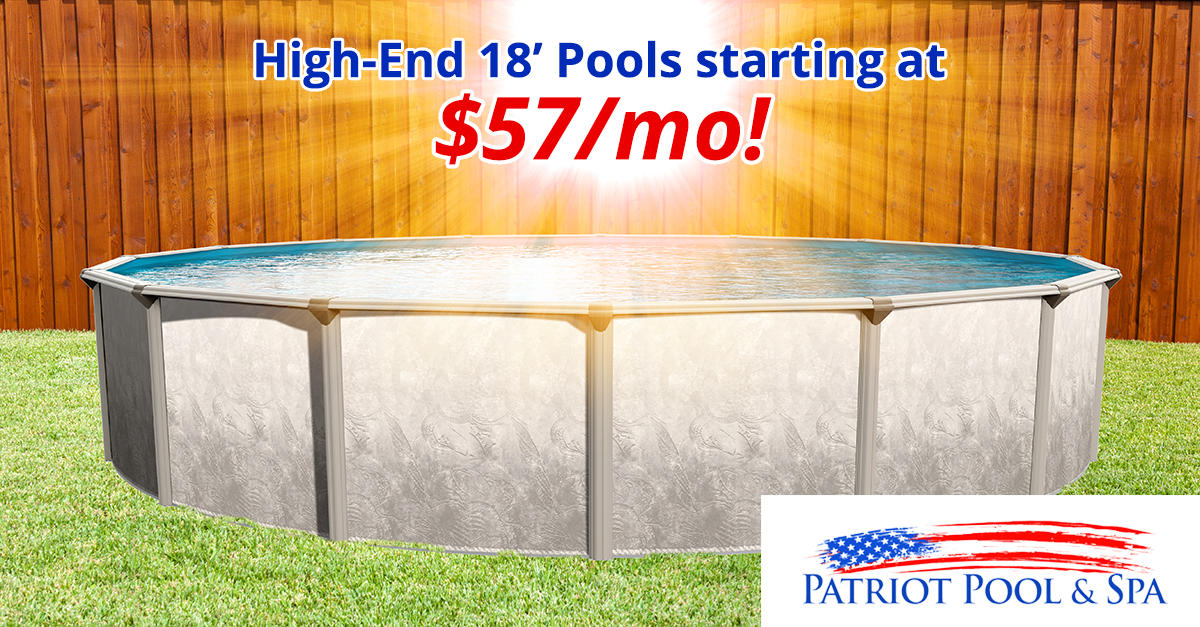 Patriot Pool & Spa image 11