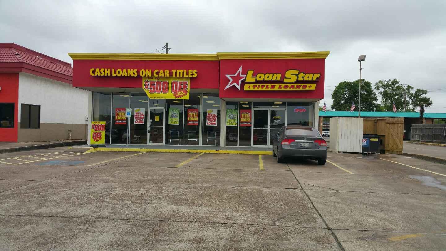Loanstar Title Loans - Closed image 1