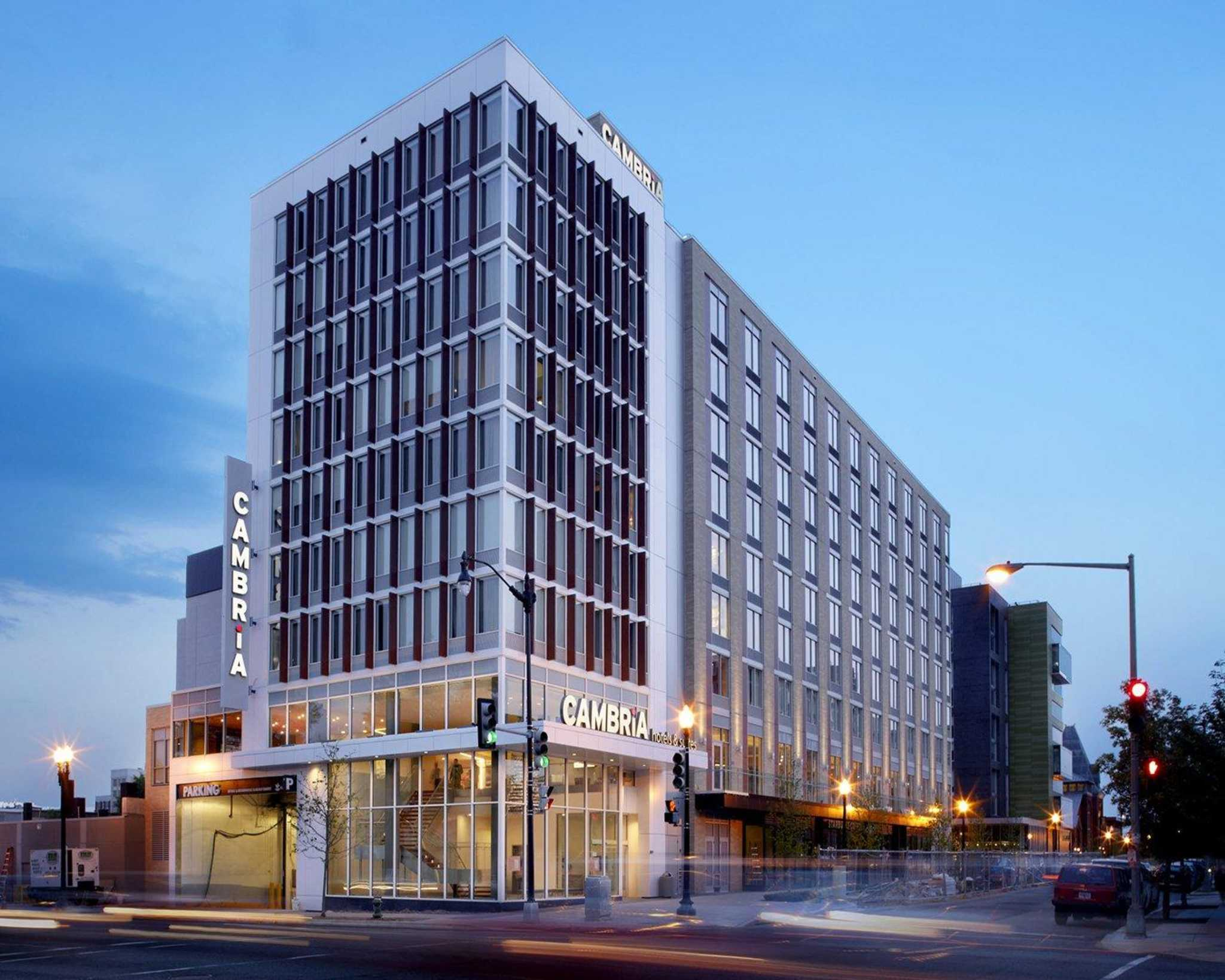 Cambria Hotel Washington, D.C. Convention Center image 4