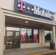 Exterior photo of T-Mobile Store at Arcade & Neid 3, St. Paul, MN