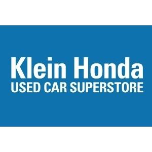 Klein Honda Used Car Superstore