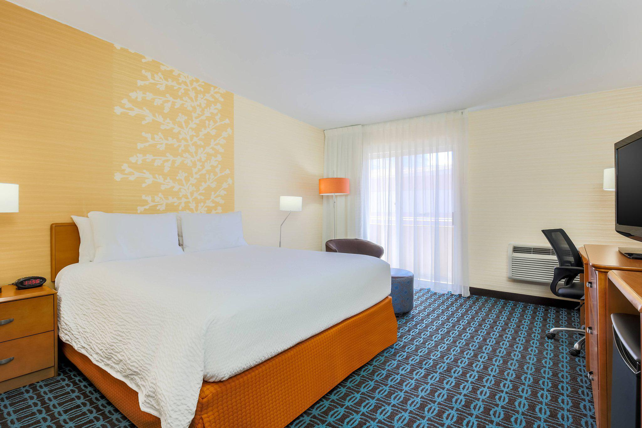 Fairfield Inn & Suites by Marriott San Jose Airport