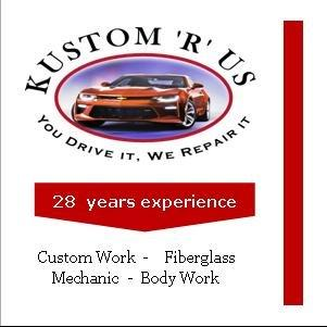 Kustom R US Auto Body Shop