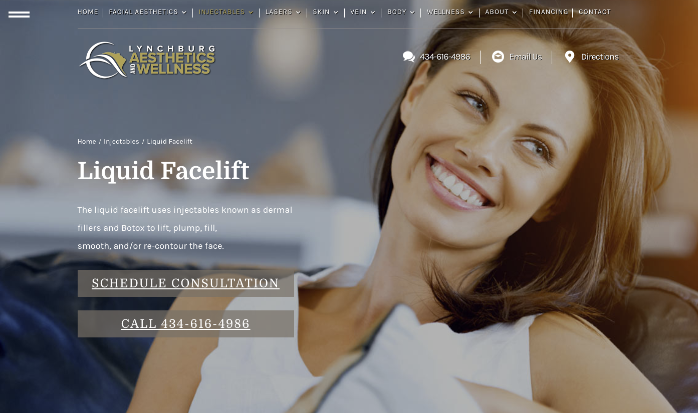 Lynchburg Aesthetics And Wellness - Dr. Carvajal image 5