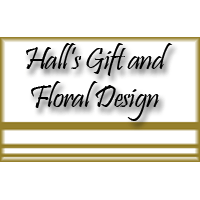 Hall's Gift And Floral Design