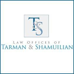Criminal Justice Attorney in CA Rancho Cucamonga 91730 The Law Offices of Tarman & Shamuilian 9333 Baseline Road Suite #100  (909)658-7341