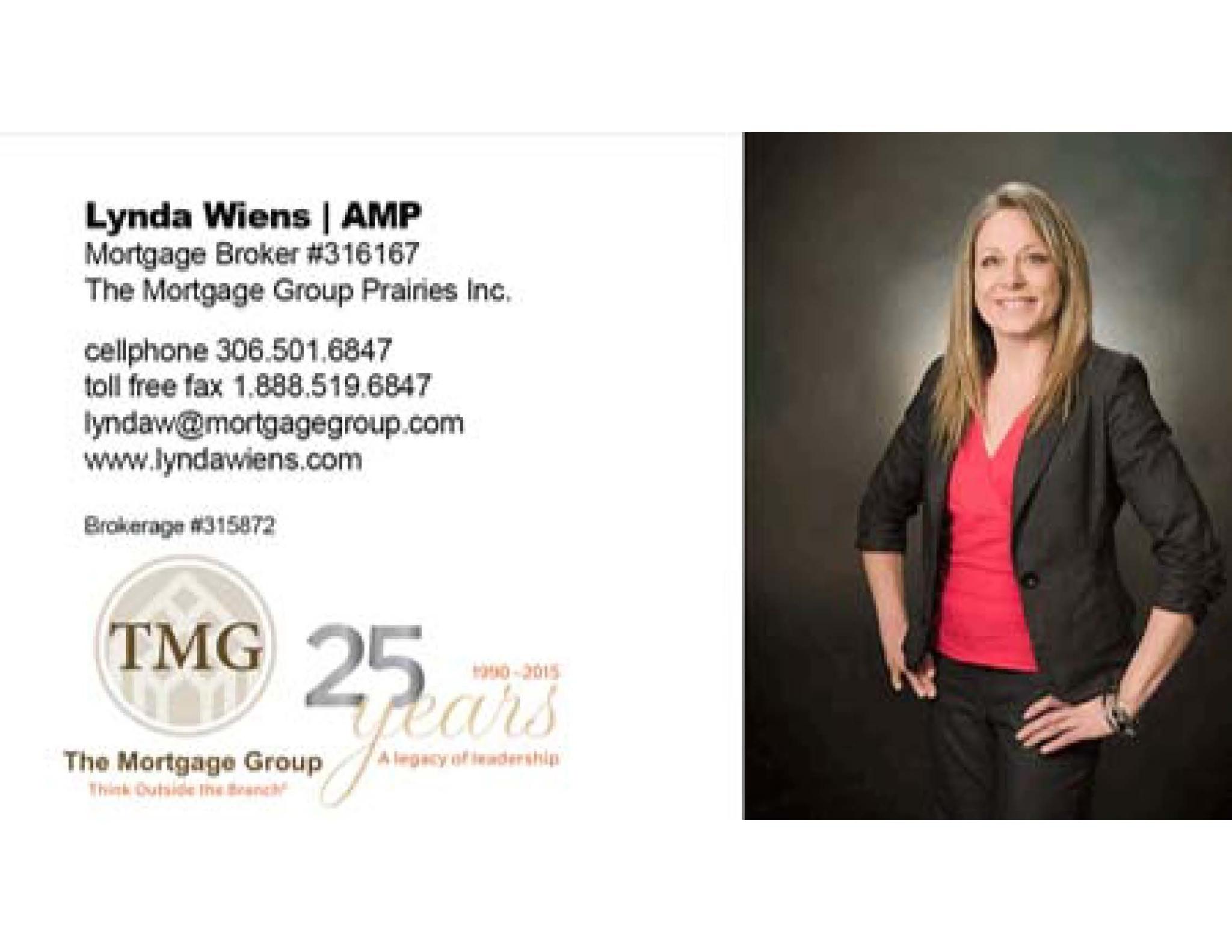 TMG The Mortgage Group - Lynda Wiens