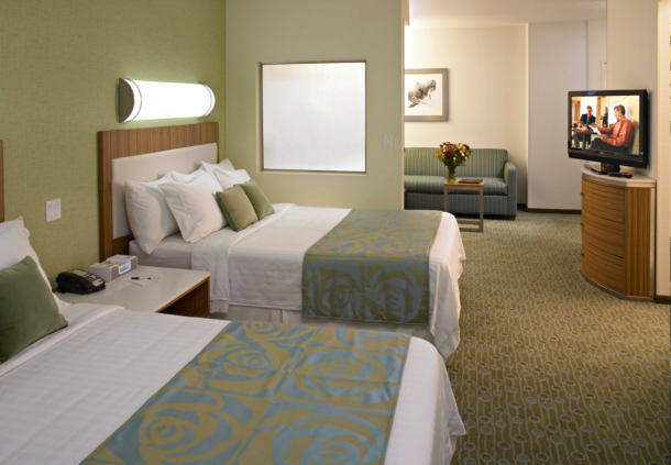 SpringHill Suites by Marriott St. Louis Brentwood image 2