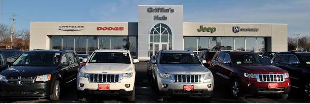 Griffin's Hub Chrysler Jeep Dodge image 0