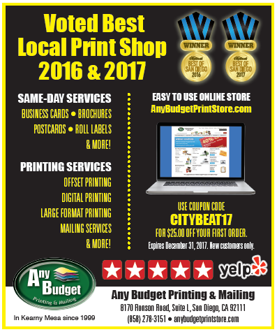 Any Budget Printing & Mailing image 0