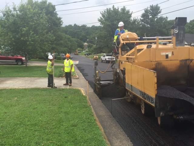 Randall Patterson Paving & Site Work image 3