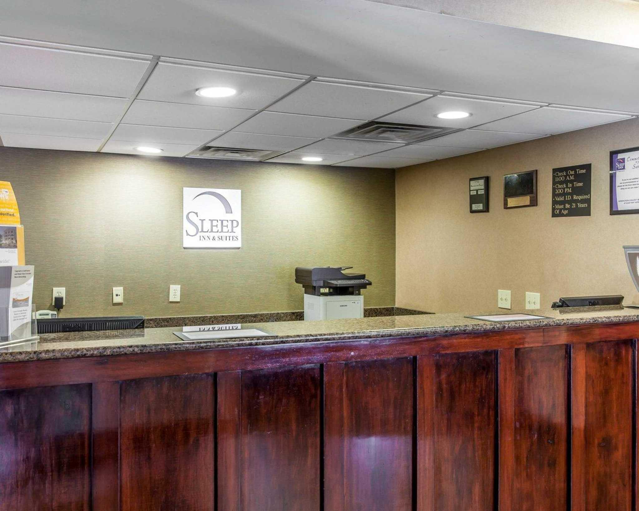 Sleep Inn & Suites Upper Marlboro near Andrews AFB image 18