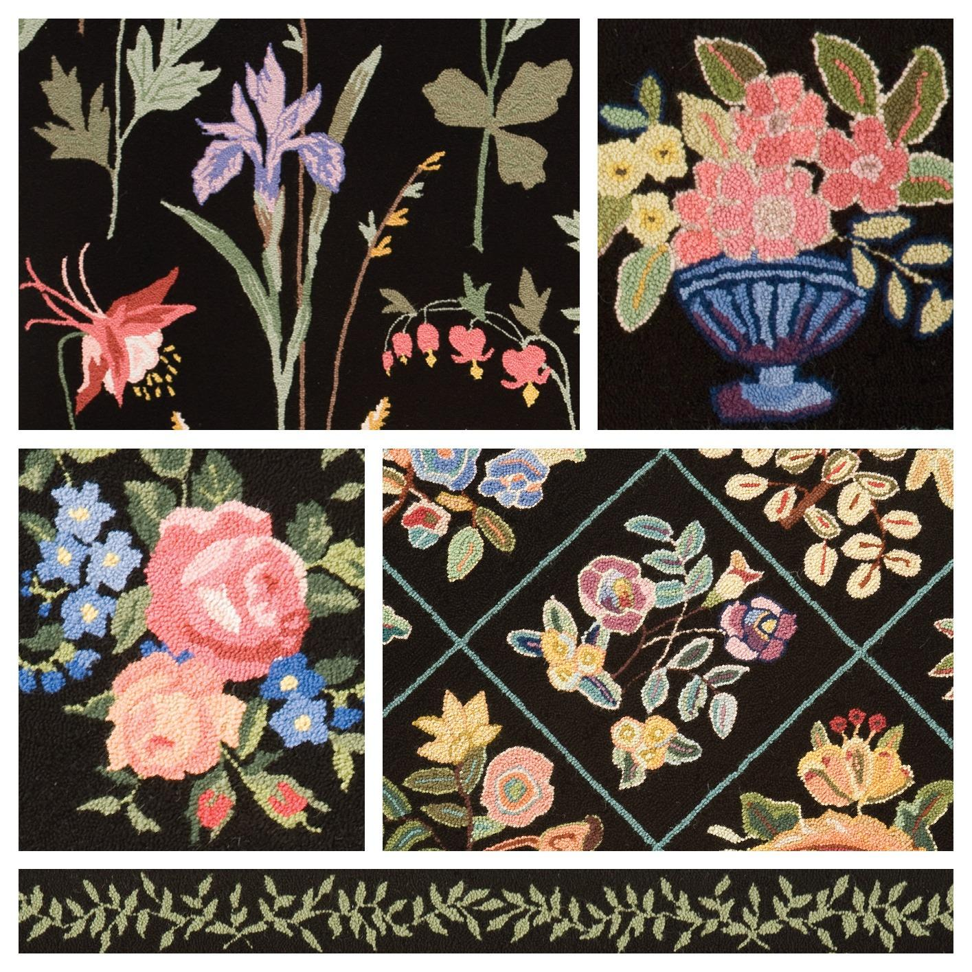 Claire Murray Hand Hooked Rugs