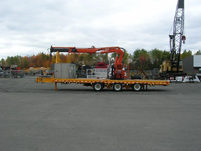 Capitale Hydraulique à Québec