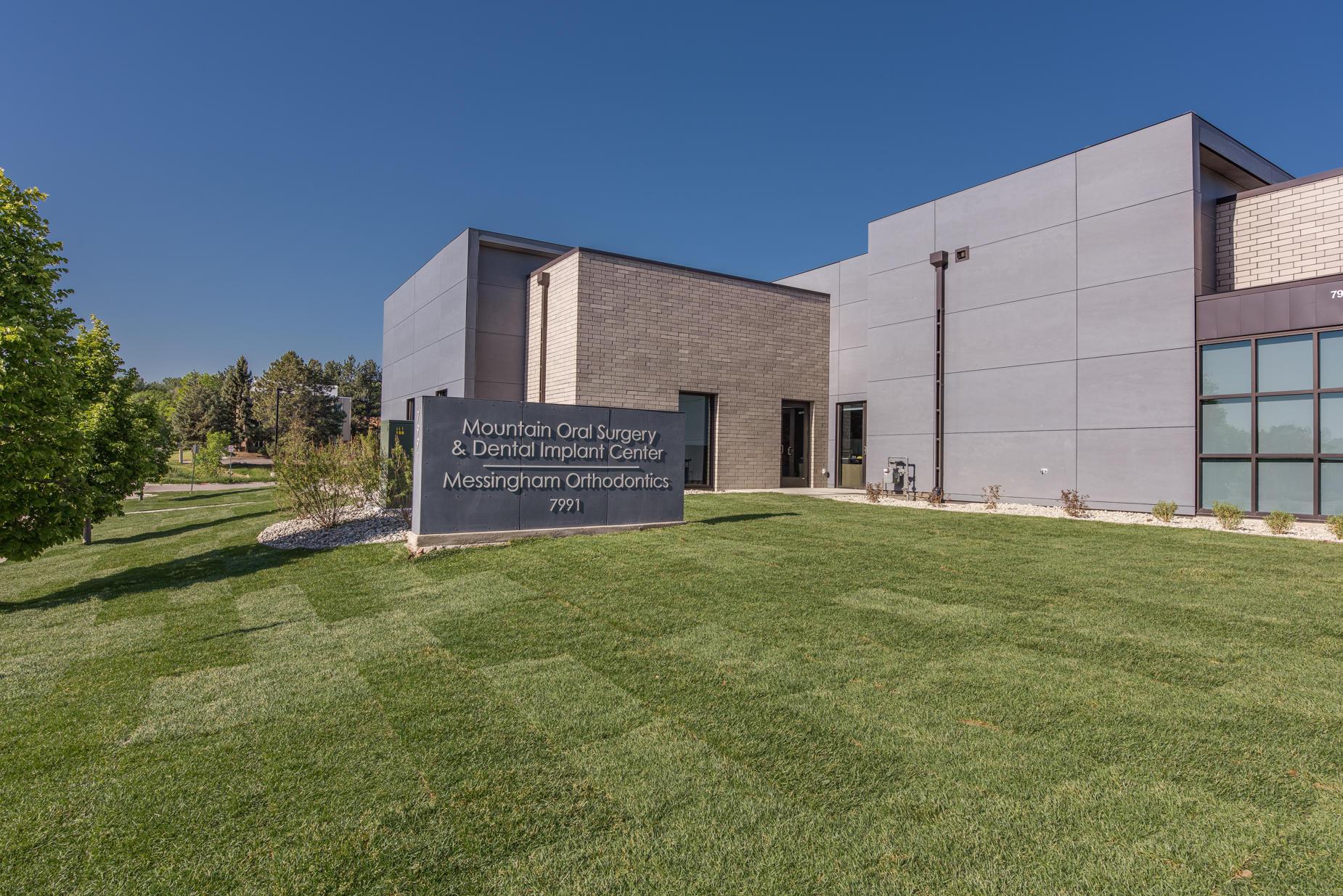 Mountain Oral Surgery & Dental Implant Center