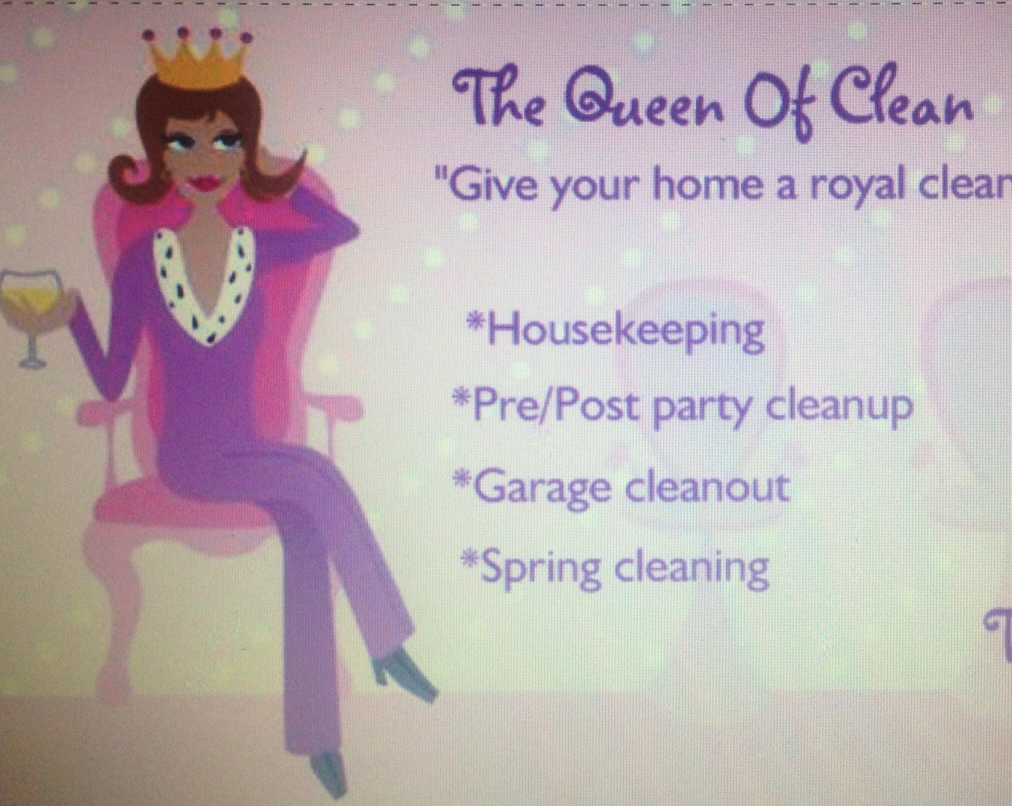 The Queen Of Clean In Denison Tx 903 327 4370