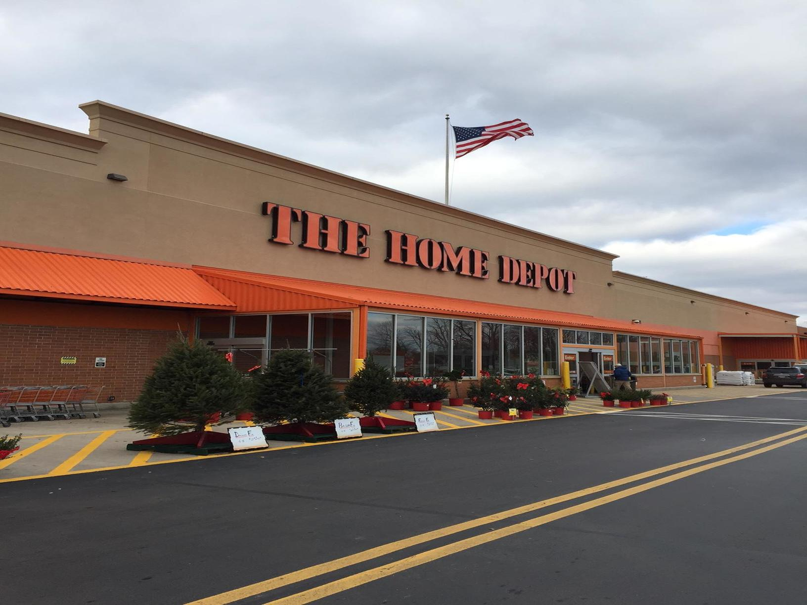 The Home Depot In Frederick Md Whitepages
