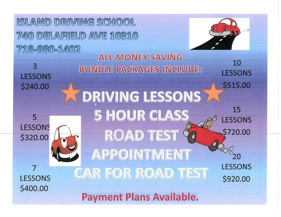 Island Driving School image 3