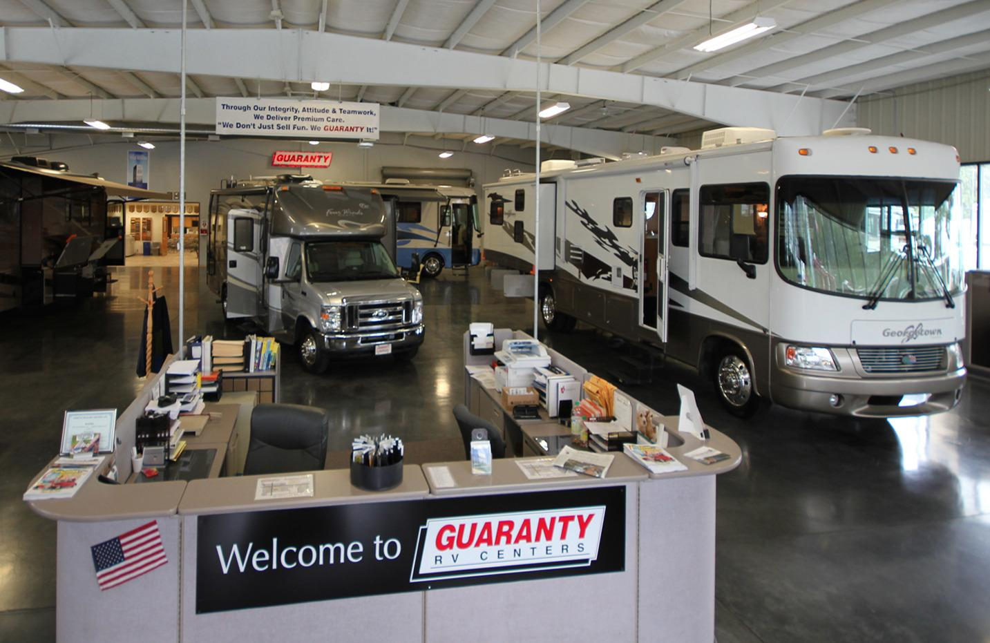 Guaranty RV Body Shop image 0