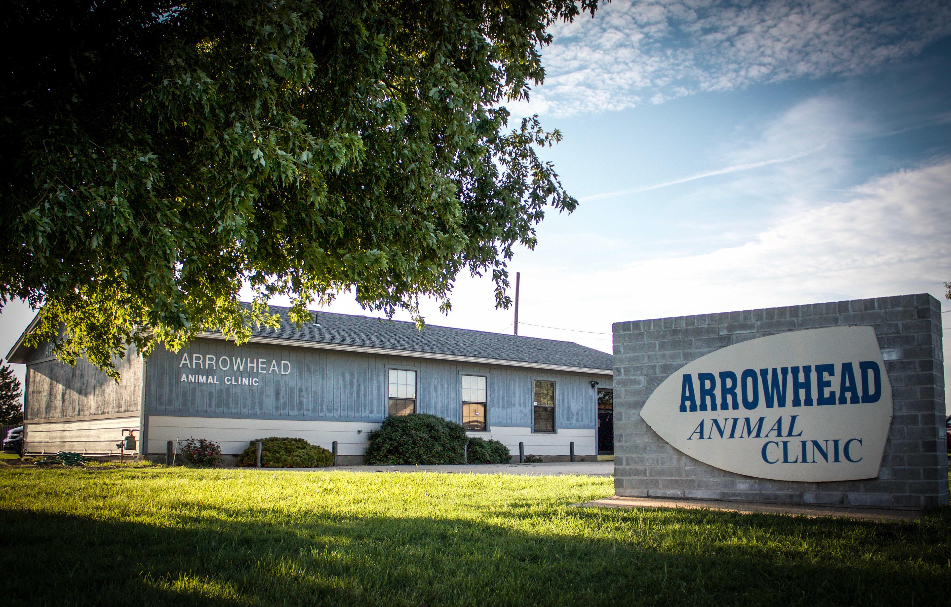 Arrowhead Animal Clinic in Wellington, KS, photo #3