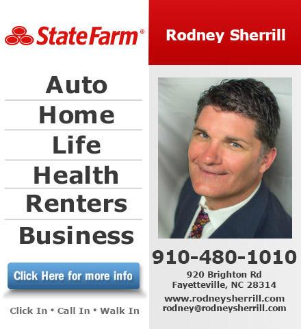 Rodney Sherrill - State Farm Insurance Agent image 0