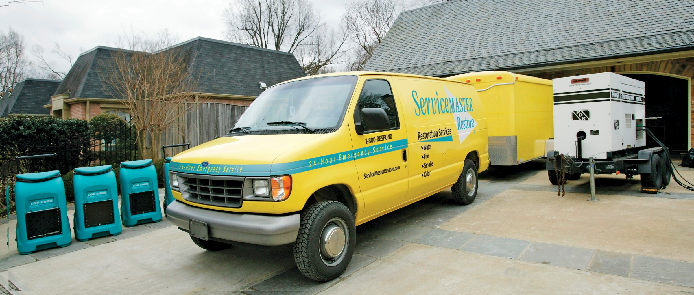 ServiceMaster Cleaning and Restoration by Clean in a Wink image 12