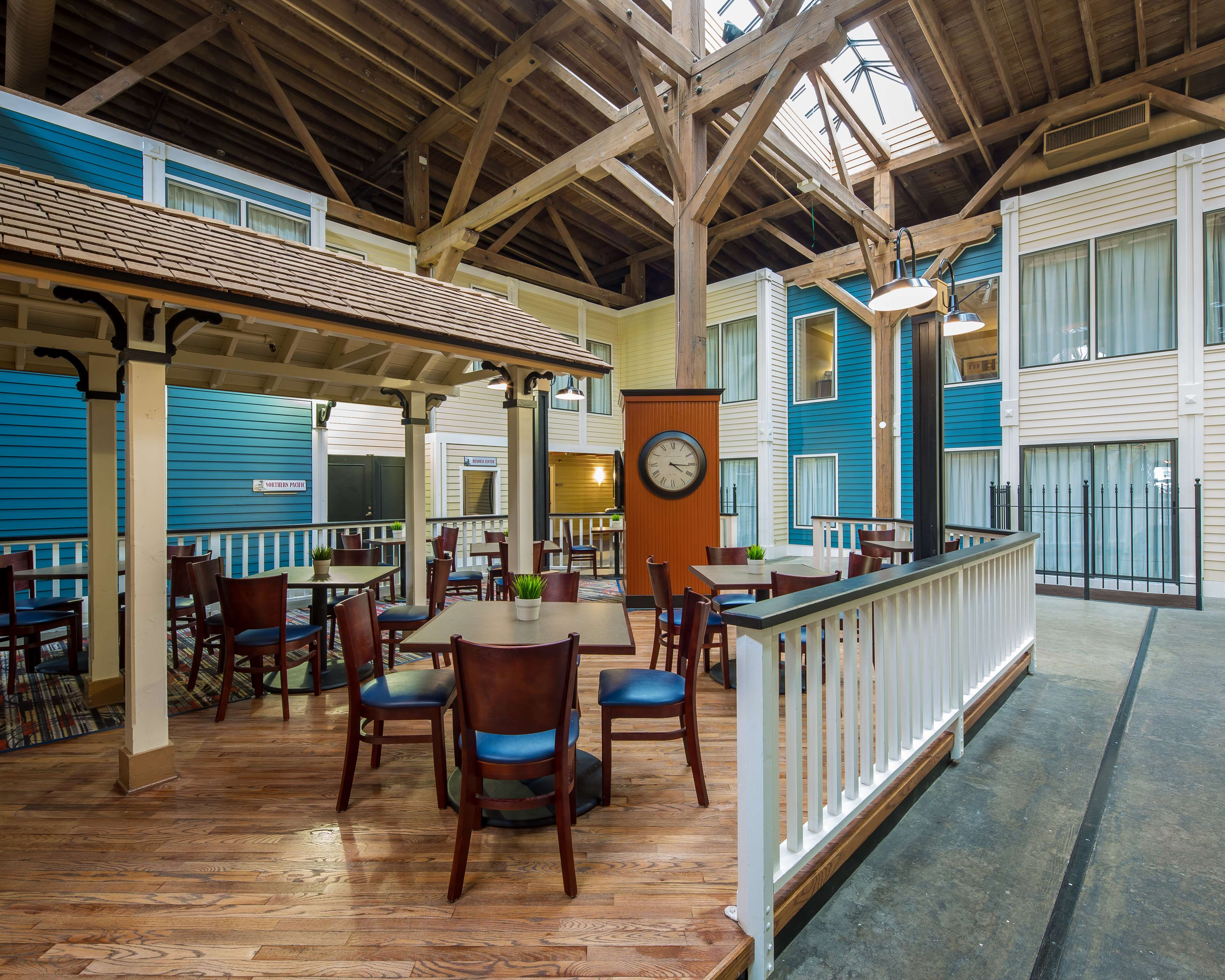 Best Western Plus Como Park Hotel image 27