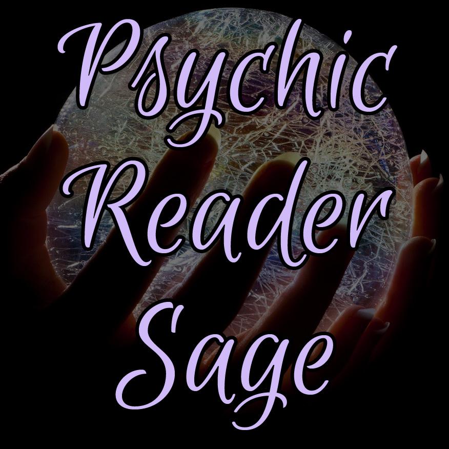 Psychic Reader Sage
