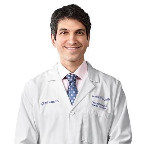 Image For Dr. Arash  Arshi MD