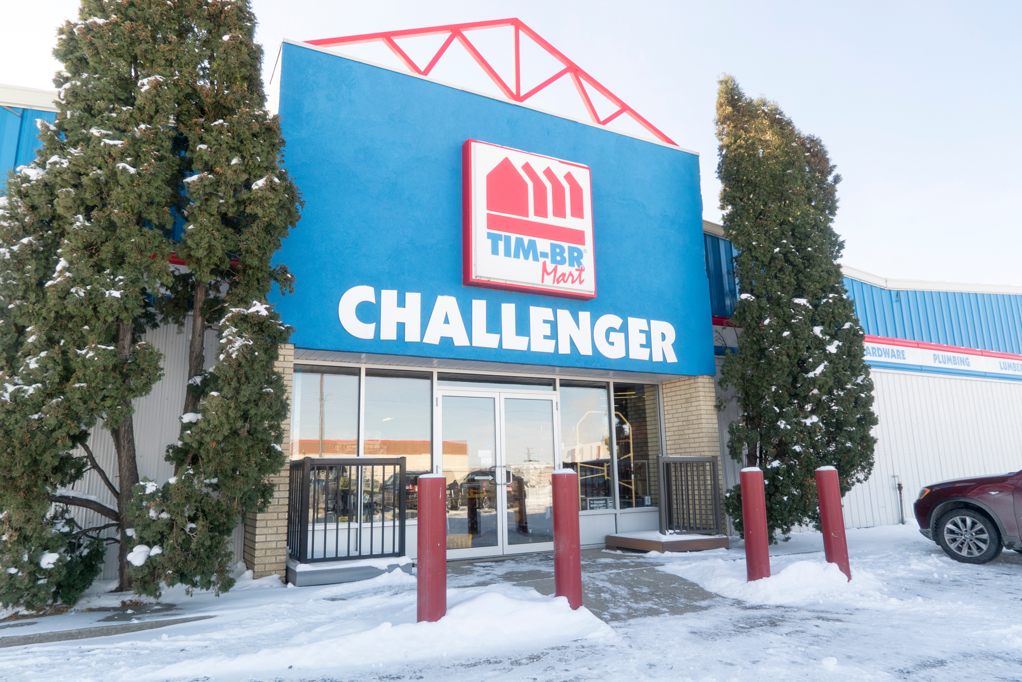 Challenger Building Supplies Ltd in Lethbridge