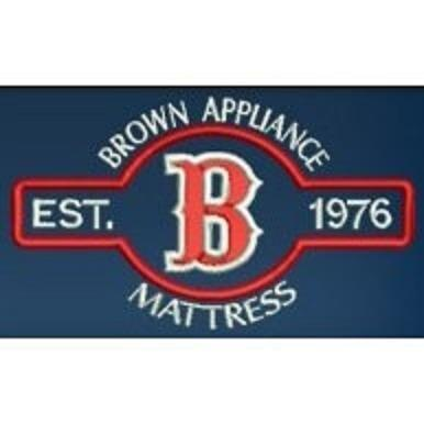 Brown Appliance And Mattress image 0