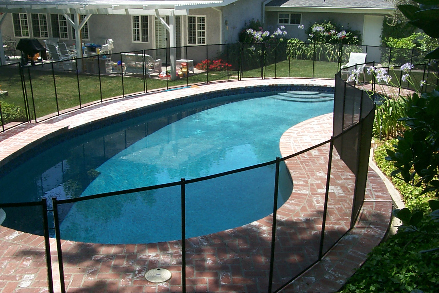 Build A Barrier Pool Safety In Bossier City La 318 470 2