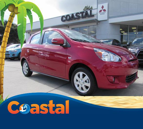Coastal Mitsubishi At 821 West New Haven Ave Melbourne
