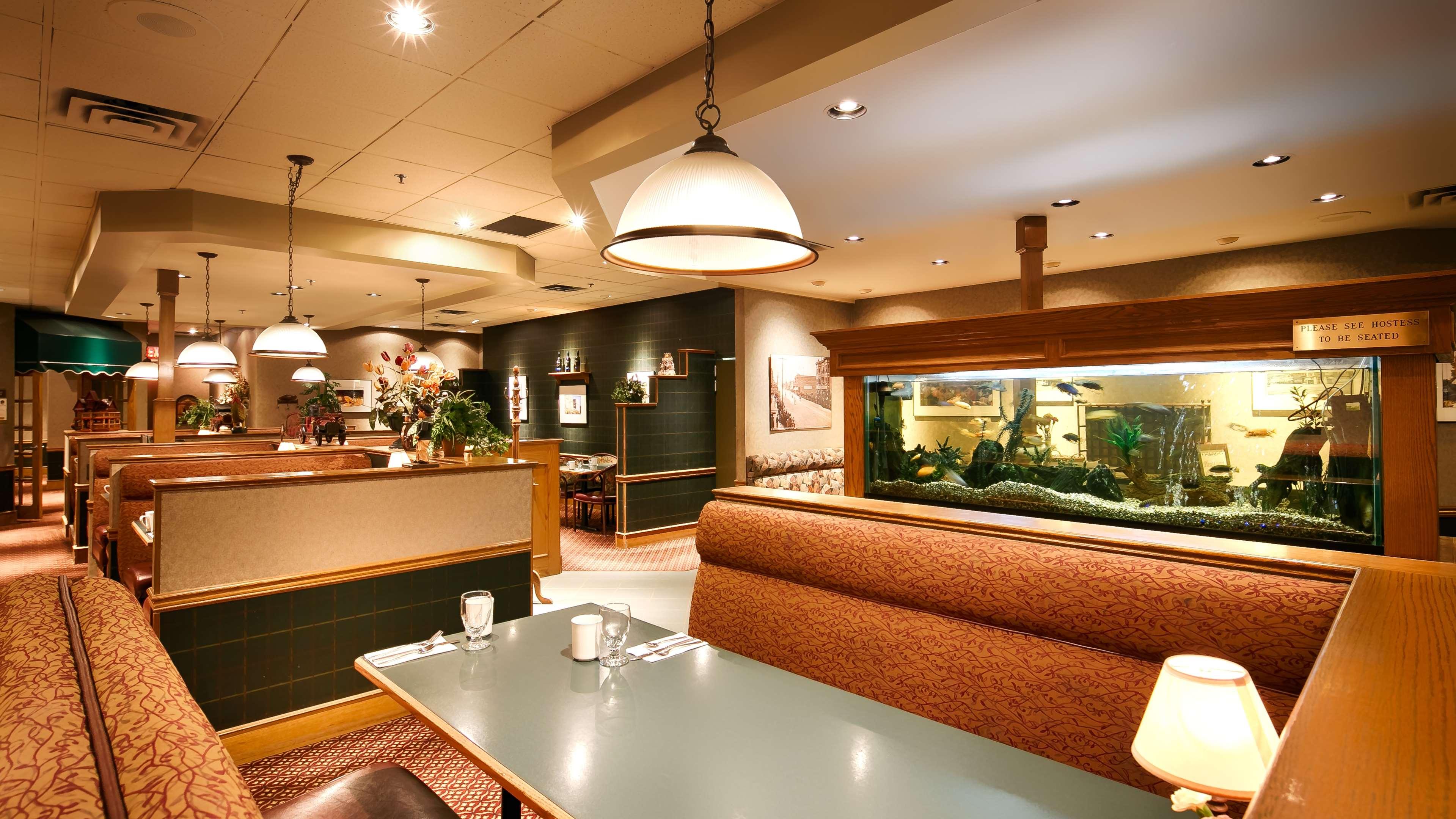 Best Western Plus Baker Street Inn & Convention Centre in Nelson: Baker Street Grill