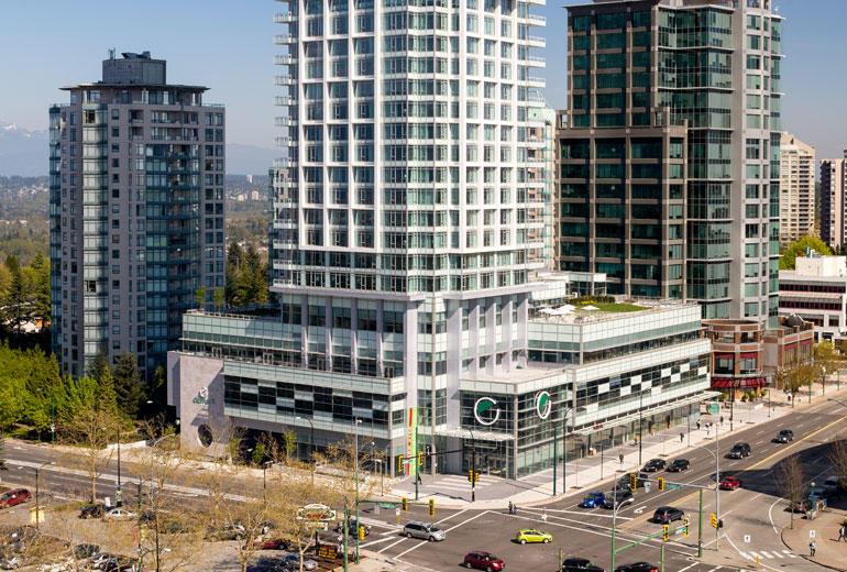 Hotels Near Metrotown Station