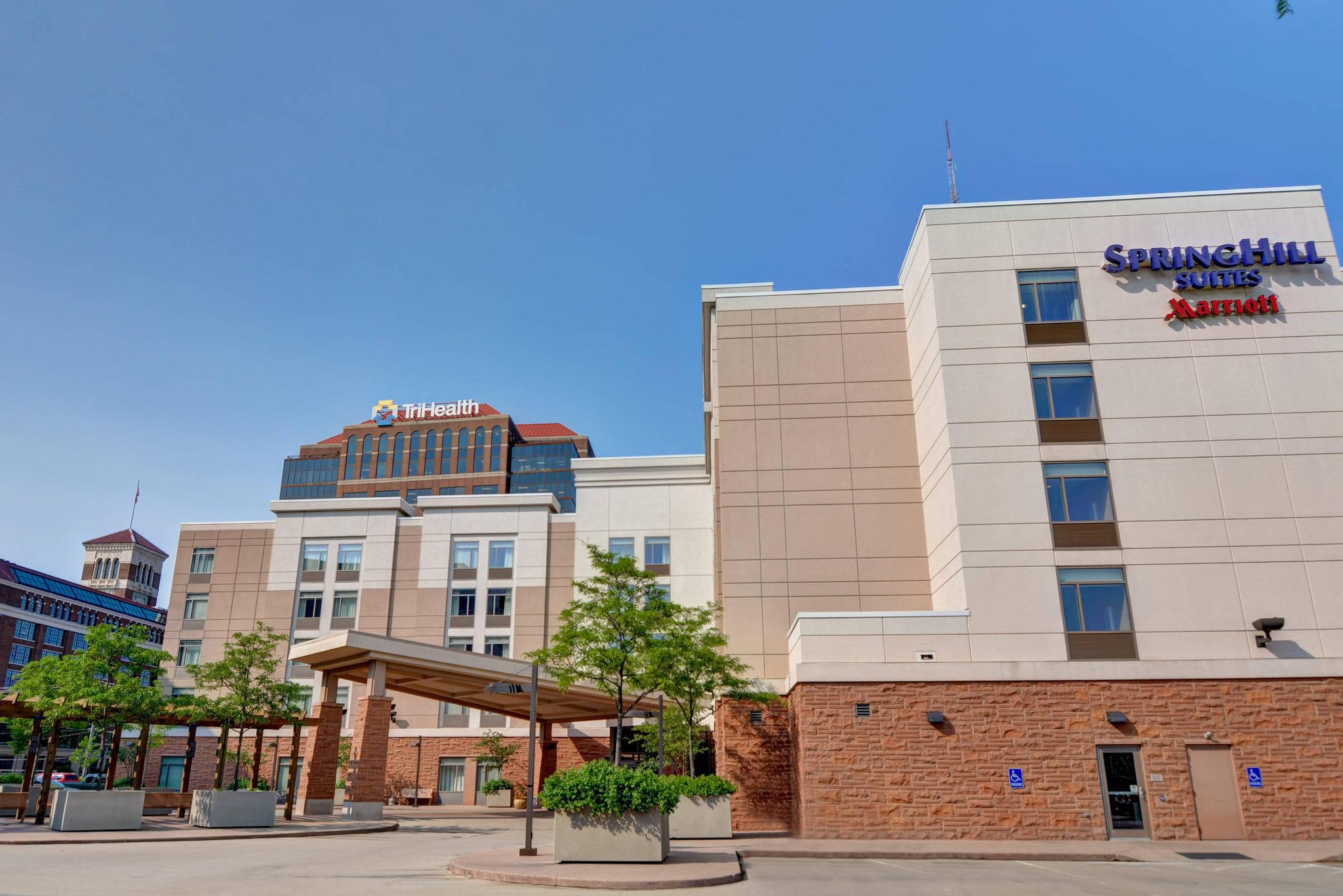 SpringHill Suites by Marriott Cincinnati Midtown