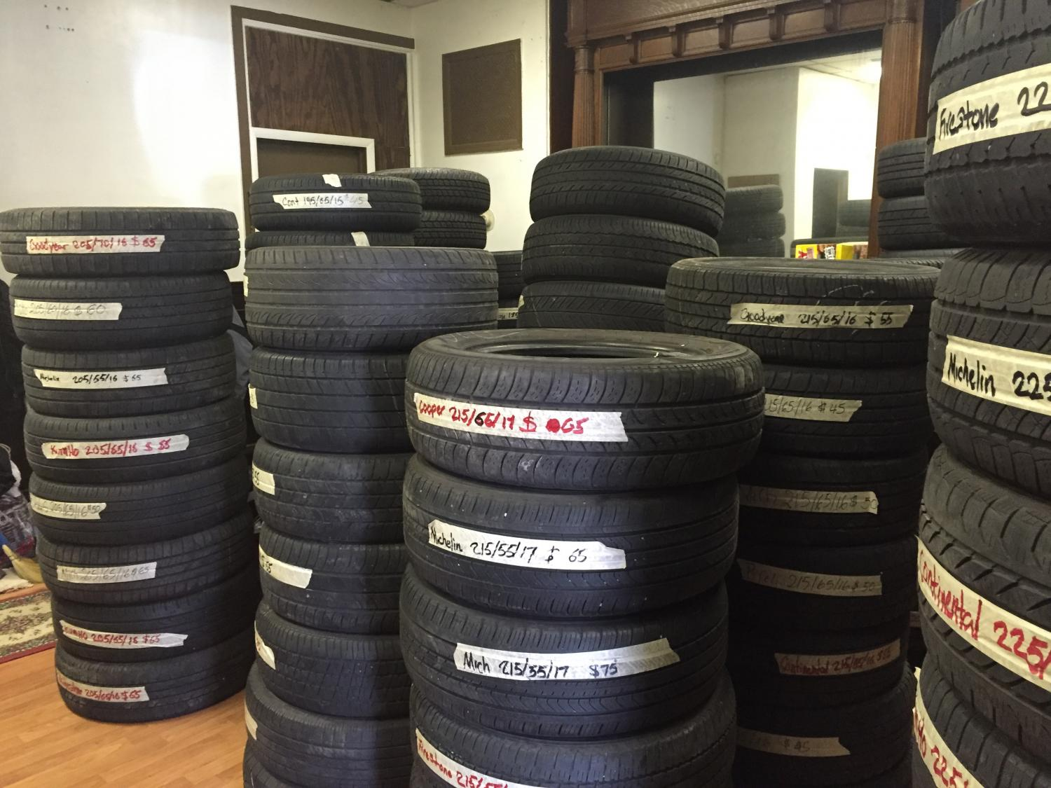 Quality Used Tires and Alloy Wheel Repair image 6