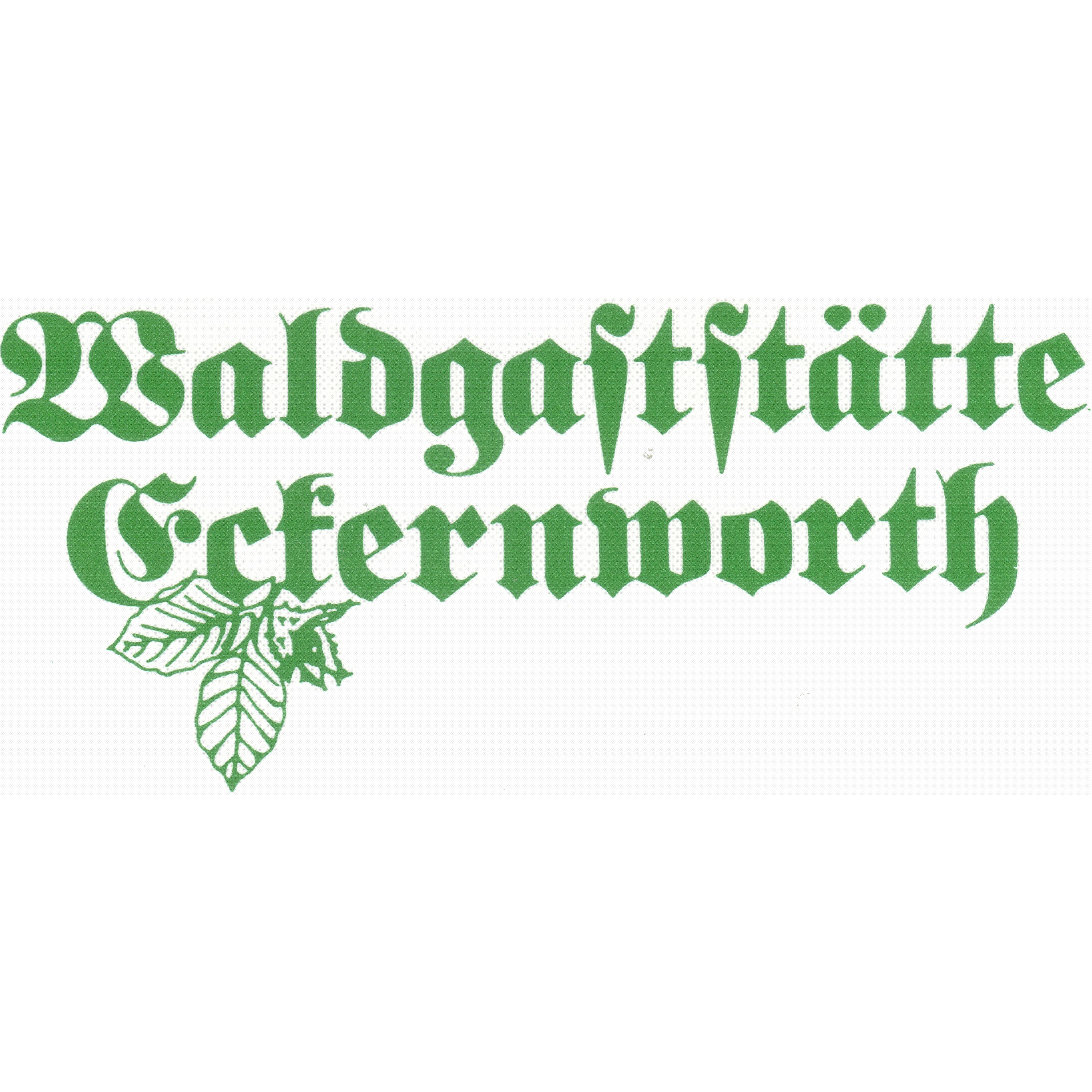 Logo von Waldgaststätte Eckernworth GmbH