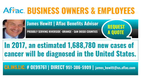 James Hewitt Aflac Insurance image 0