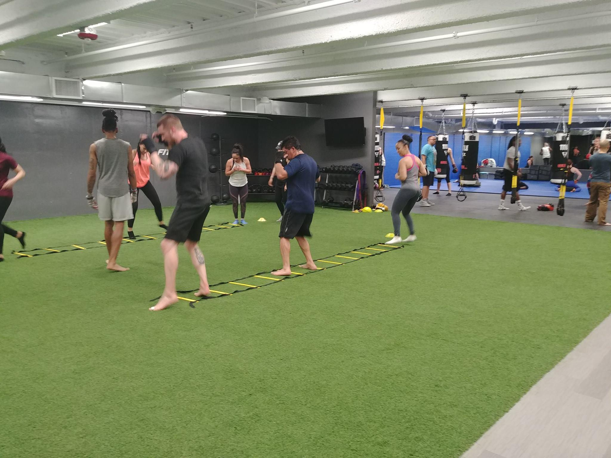 Fusion Combat Training Center– Krav Maga, Jiu Jitsu, & Muay Thai