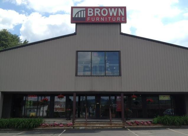 Brown furniture in west lebanon nh 603 298 5 for Allard s furniture mattress outlet west lebanon nh