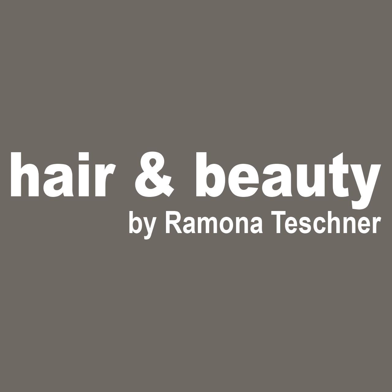 Logo von hair & beauty by Ramona Teschner