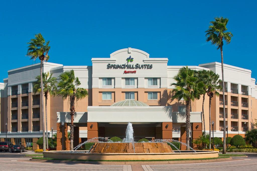 SpringHill Suites by Marriott Orlando Lake Buena Vista in Marriott Village image 0