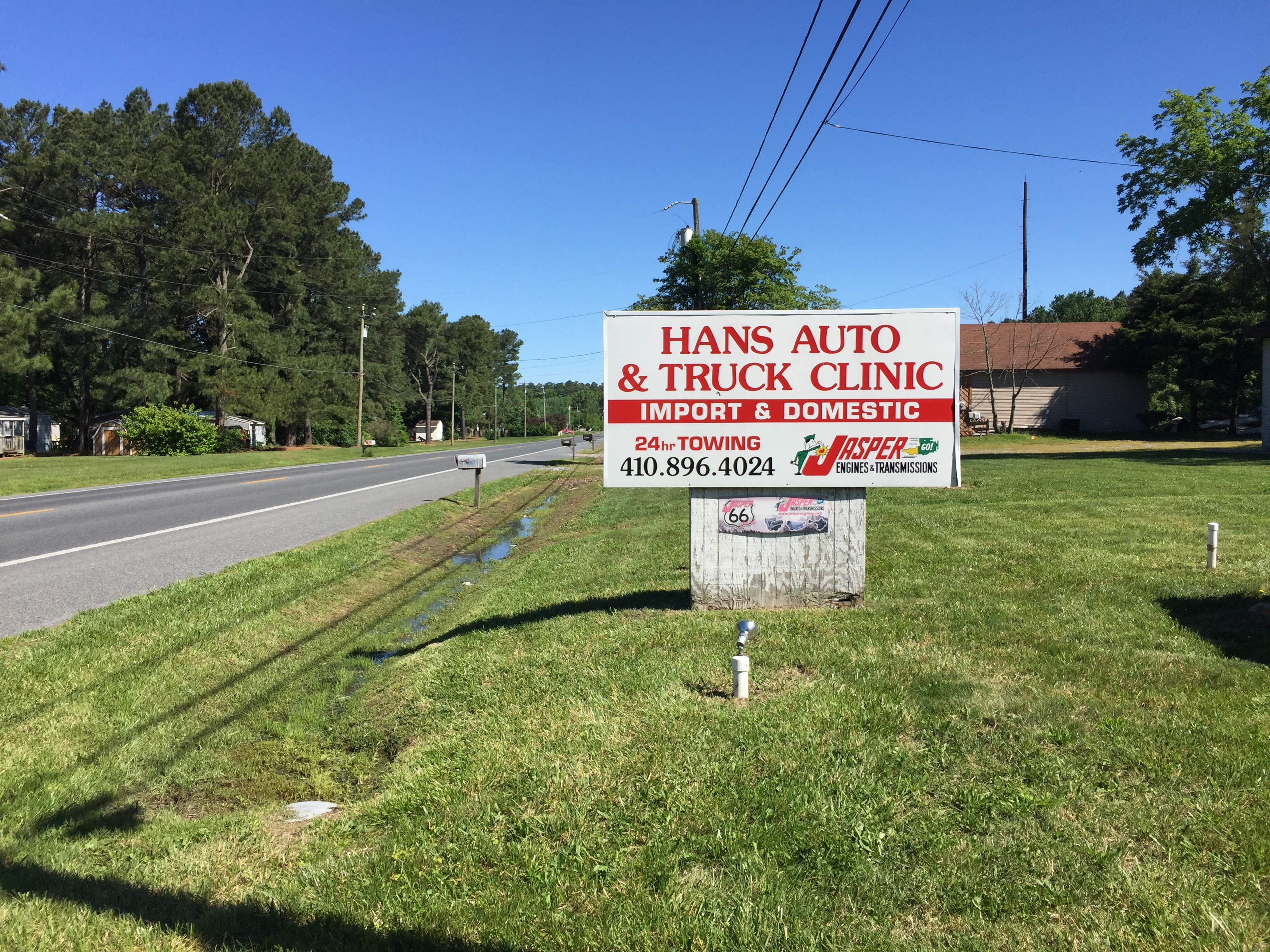 Hans' Auto & Truck Clinic image 2