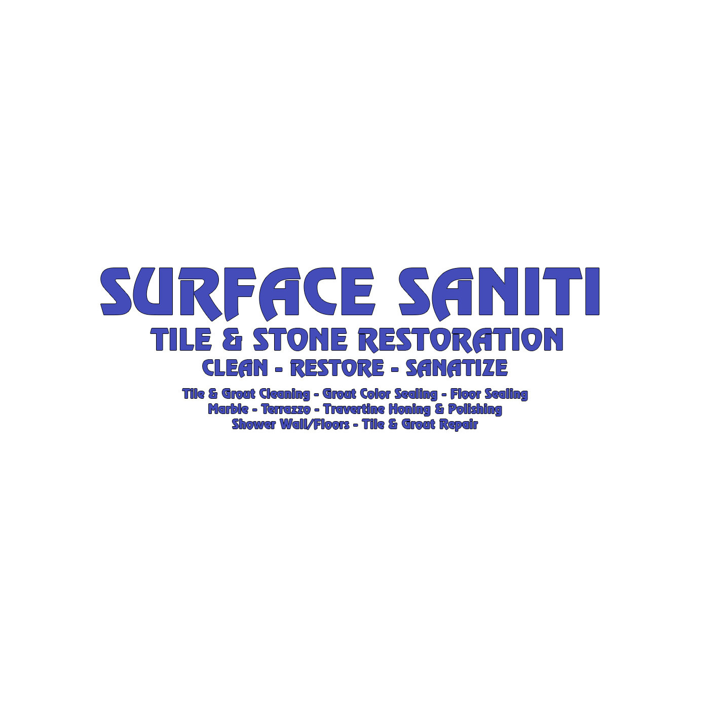 Surface Saniti Tile & Stone Restoration
